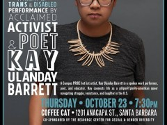October 23, 2014 | UC Santa Barbara