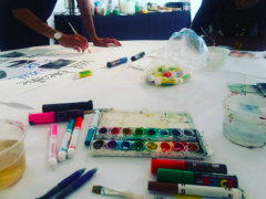 [July 2-3, 2016: SET ON FREEDOM, Artist Retreat | Queens Museum]