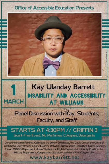 disability | Kay Ulanday Barrett